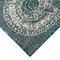 "Liora Manne Carmel Shells Indoor/Outdoor Rug Teal 39""X59"""