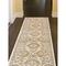 """Liora Manne Carmel Vintage Floral Indoor/Outdoor Rug Sand 23""""X7'6"""""""