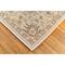 """Liora Manne Carmel Vintage Floral Indoor/Outdoor Rug Sand 6'6""""X9'4"""""""