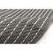 """Liora Manne Carmel Texture Stripe Indoor/Outdoor Rug Grey 23""""X7'6"""""""