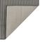 """Liora Manne Carmel Texture Stripe Indoor/Outdoor Rug Grey 39""""X59"""""""