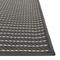 """Liora Manne Carmel Texture Stripe Indoor/Outdoor Rug Grey 4'10""""X7'6"""""""