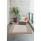 "Liora Manne Carmel Multi Border Indoor/Outdoor Rug Sand 8'10""X11'9"""