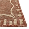 "Liora Manne Carmel Dragonfly Indoor/Outdoor Rug Red 39""X59"""