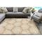 "Liora Manne Carmel Coral Indoor/Outdoor Rug Sand 4'10""X7'6"""