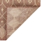 "Liora Manne Carmel Marrakech Indoor/Outdoor Rug Red 4'10""X7'6"""