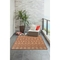 "Liora Manne Carmel Marrakech Indoor/Outdoor Rug Red 6'6""X9'4"""