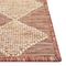 "Liora Manne Carmel Marrakech Indoor/Outdoor Rug Red 7'10""X9'10"""
