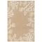 "Liora Manne Carmel Coral Border Indoor/Outdoor Rug Sand 8'10""X11'9"""