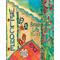 """Beach Life 20"""" Art Pole 4x4"""