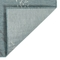 "Liora Manne Carmel School Of Fish Indoor/Outdoor Rug Aqua 8'10""X11'9"""