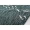 """Liora Manne Carmel School Of Fish Indoor/Outdoor Rug Teal 7'10""""X9'10"""""""