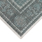 "Liora Manne Carmel Ancient Border Indoor/Outdoor Rug Aqua 6'6""X9'4"""
