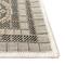 "Liora Manne Carmel Ancient Border Indoor/Outdoor Rug Sand 7'10""X9'10"""