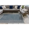 "Liora Manne Carmel Ancient Border Indoor/Outdoor Rug Navy 39""X59"""