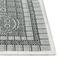 "Liora Manne Carmel Ancient Border Indoor/Outdoor Rug Grey 23""X7'6"""