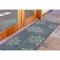 "Liora Manne Carmel Shipwheels Indoor/Outdoor Rug Navy 23""X7'6"""