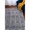 "Liora Manne Cyprus Batik Indoor Rug Denim 7'6""X9'6"""