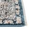 """Liora Manne Laurel Heriz Indoor Rug Blue 39""""X57"""""""