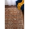 """Liora Manne Laurel Bidjar Indoor Rug Rust 5'X7'4"""""""