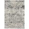 """Liora Manne Laurel Abstract Indoor Rug Grey 8'10""""X11'6"""""""