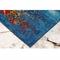 """Liora Manne Marina Suzanie Indoor/Outdoor Rug Blue 6'6""""X9'4"""""""