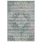 """Liora Manne Marina Medallion Indoor/Outdoor Rug Blue 39""""X59"""""""
