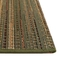 "Liora Manne Marina Stripes Indoor/Outdoor Rug Green 6'6""X9'4"""