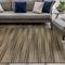 "Liora Manne Marina Stripes Indoor/Outdoor Rug Blue/multi 6'6""X9'4"""