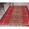 "Liora Manne Marina Tribal Stripe Indoor/Outdoor Rug Red 6'6""X9'4"""