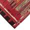 "Liora Manne Marina Tribal Stripe Indoor/Outdoor Rug Red 8'10""X11'9"""