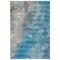 """Liora Manne Marina Surf Indoor/Outdoor Rug Ocean 39""""X59"""""""