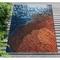 """Liora Manne Marina Coral Indoor/Outdoor Rug Ocean 6'6""""X9'4"""""""