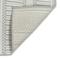 """Liora Manne Plymouth Modern Stripe Indoor/Outdoor Rug Aqua 39""""X59"""""""