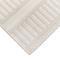 "Liora Manne Plymouth Modern Stripe Indoor/Outdoor Rug Taupe 23""X7'6"""
