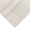 "Liora Manne Plymouth Modern Stripe Indoor/Outdoor Rug Taupe 8'10""X11'9"""