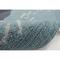 Liora Manne Ravella School Of Fish Indoor/Outdoor Rug Navy 5' RD
