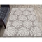 "Liora Manne Rialto Coral Indoor/Outdoor Rug Ivory 39""X59"""