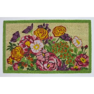 """Flora Doormat 18X30"""""""