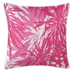 Palm Springs Coastal Pillow - Pink