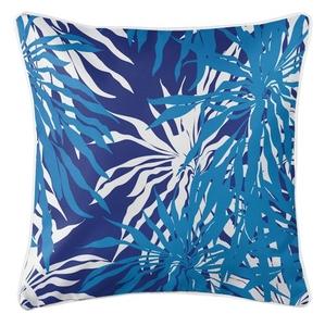 Palm Springs Coastal Pillow - Blue