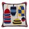 Buoys Hand Hook Pillow