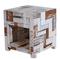 Reclaimed Patchwood Bedside Cabinet