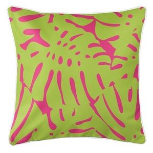 Rain Forest Coastal Pillow