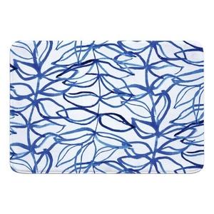 Trailing Vine Memory Foam Bath Mat