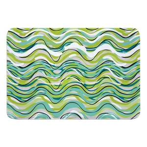 Grand Bahama Wave Rider Memory Foam Bath Mat