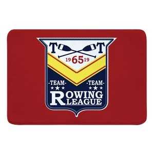 Rowing League Memory Foam Bath Mat