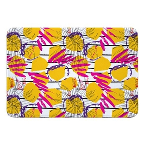Gypsy Girl Memory Foam Bath Mat
