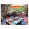 Cancun Multicolor Indoor Outdoor Rug