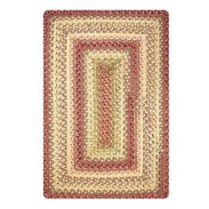 Homespice Decor 8' x 10' Rect. Barcelona Ultra Durable Braided Rug